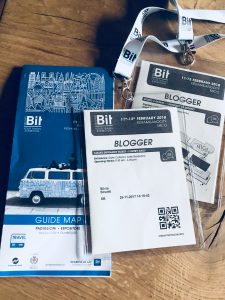 Dritte on the road - bit Milano 2018