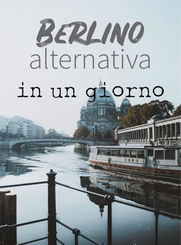 Berlino luoghi alternativi